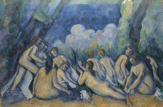 Bathers (Les Grandes Baigneuses)