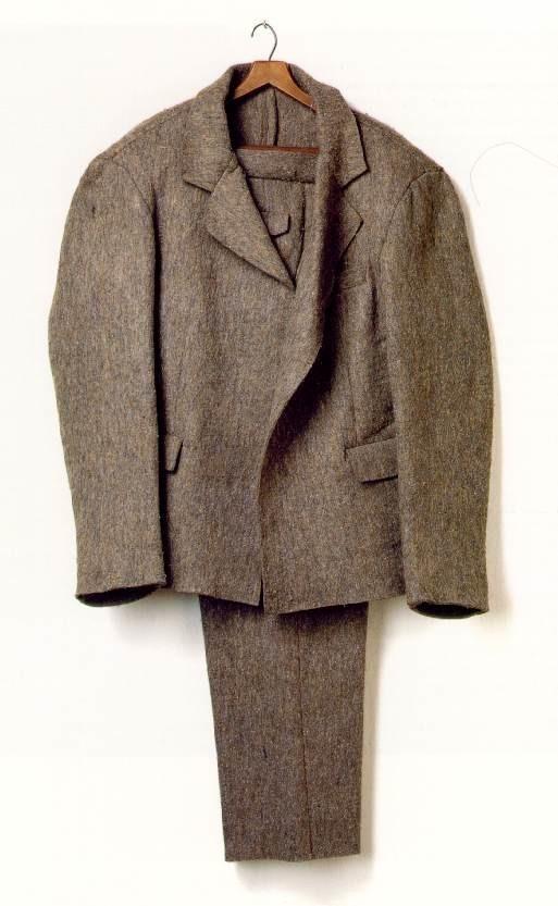 Felt suit