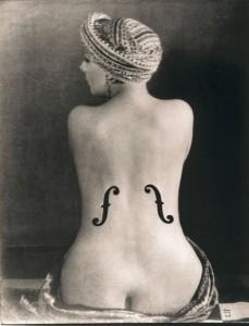 Ingres's Violin