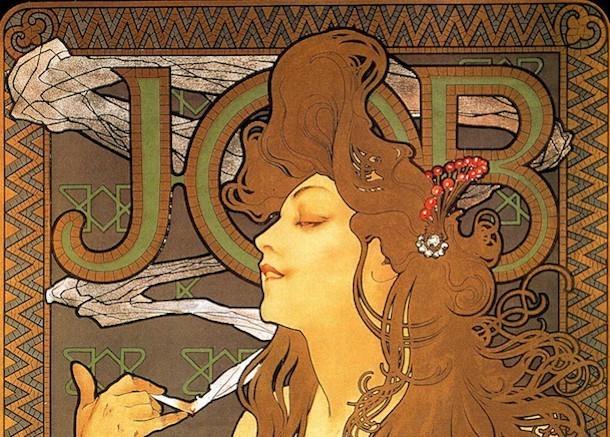 Job Cigarettes
