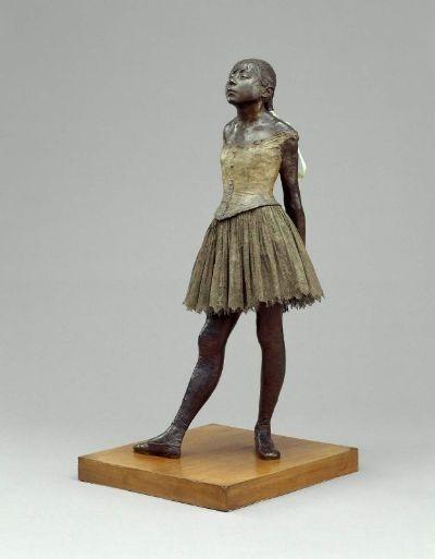 Little Dancer of Fourteen Years