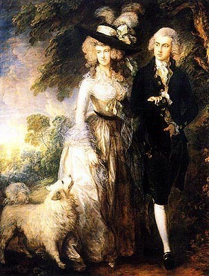 Mr and Mrs William Hallett