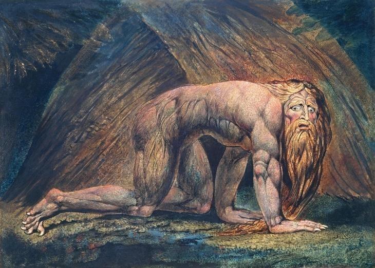Nebuchadnezzar (Blake)
