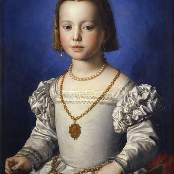Portrait of Bia de' Medici