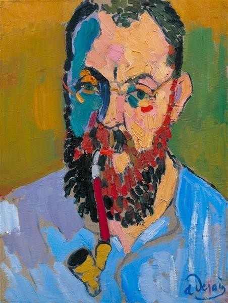Portrait of Matisse