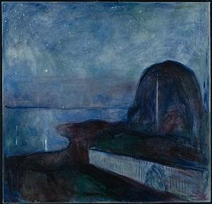 Starry Night (Munch)