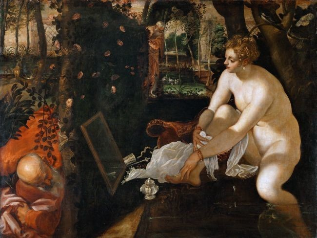 Susanna and the Elders (Tintoretto)
