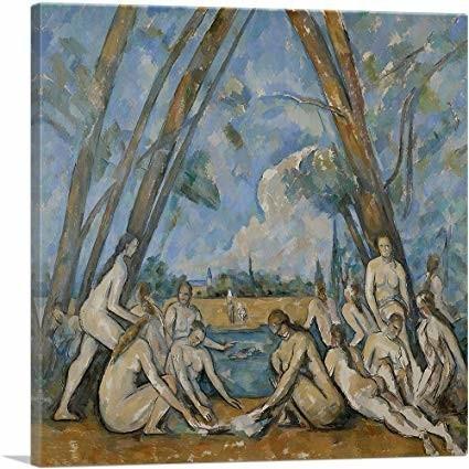 The Bathers (Cézanne)