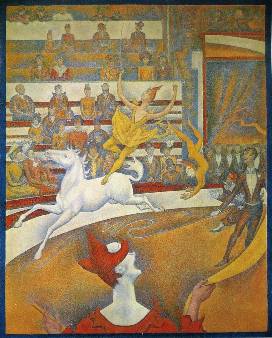 The Circus (Seurat)