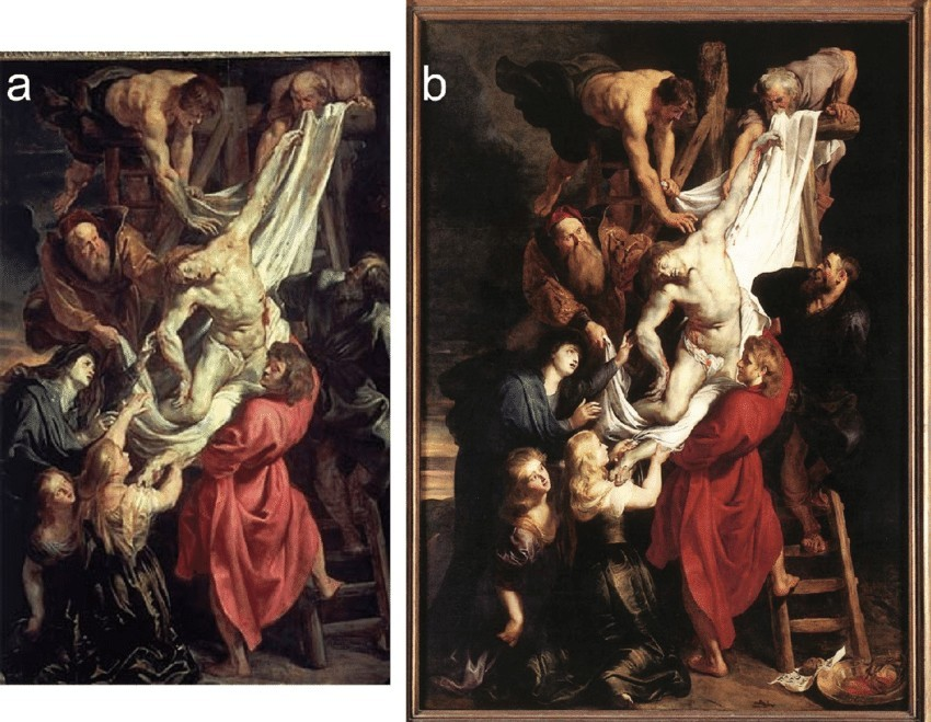 The Descent from the Cross (Rubens)