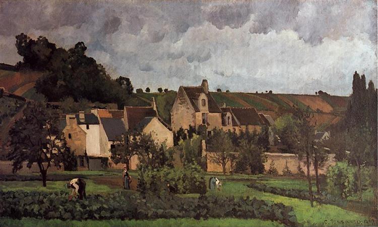 The Hermitage at Pontoise