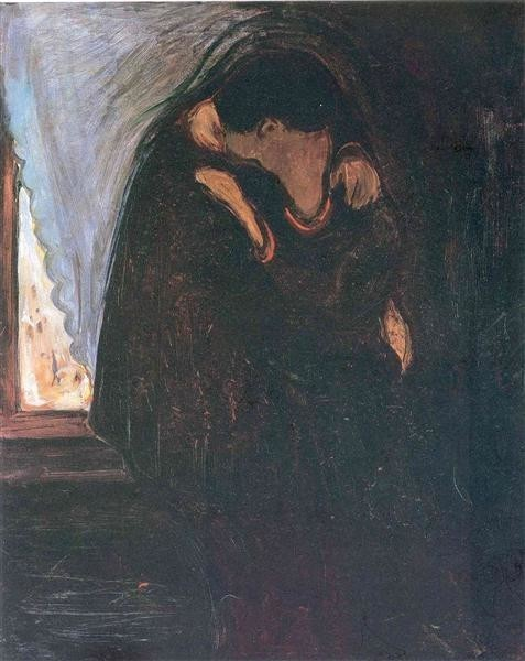 The Kiss (Munch painting)