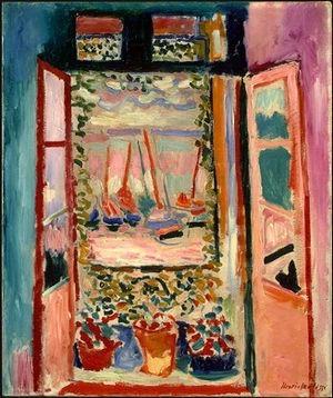 The Open Window (Matisse)
