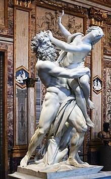 The Rape of Proserpina