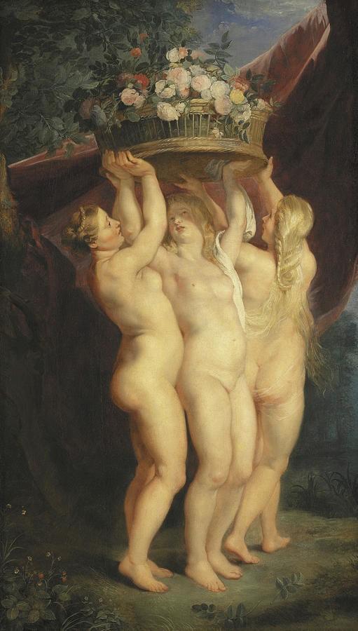 The Three Graces (Rubens)