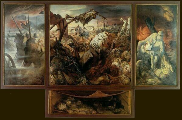 The War (Dix triptych)