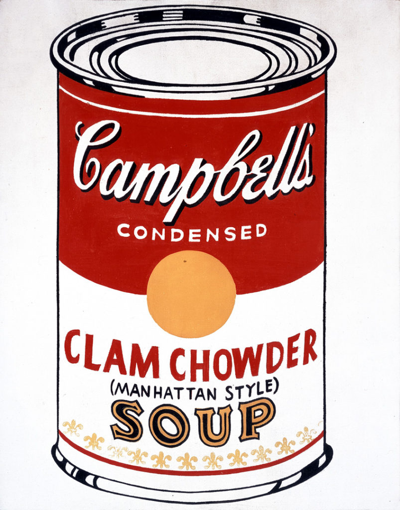 Campbell's Soup Cans​