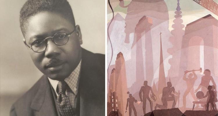 Aaron Douglas- Life, paintings, contribution, death- Easy explanation | artandcrafter.com Harlem renaissance