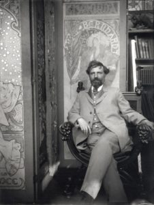 Alphonse Mucha- Life, paintings, contribution, death- Easy explanation | artandcrafter.com Art nouveau