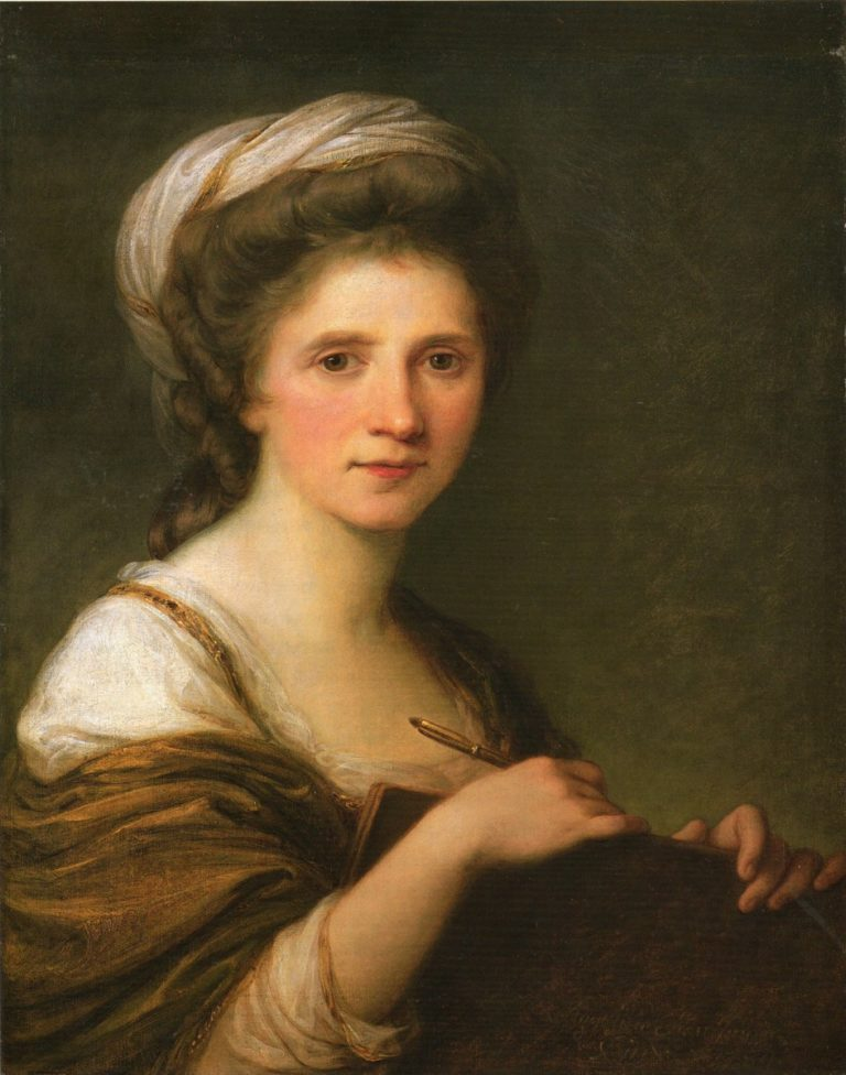 Angelica Kauffman- Life, paintings, contribution, death- Easy explanation | artandcrafter.com Neoclassicism