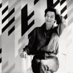 Bridget Riley- Life, paintings, contribution, death- Easy explanation | artandcrafter.com Op art