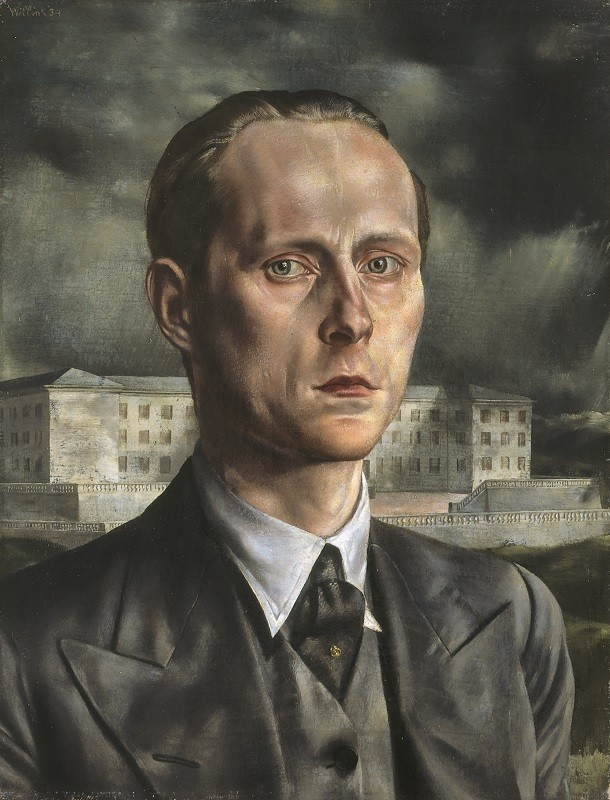 Carel Willink- Short notes | Know everything in seconds-artandcrafter.com Magic realism