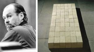 Carl Andre- Facts, Overview, complete life- At glance | artandcrafter.com Minimalism