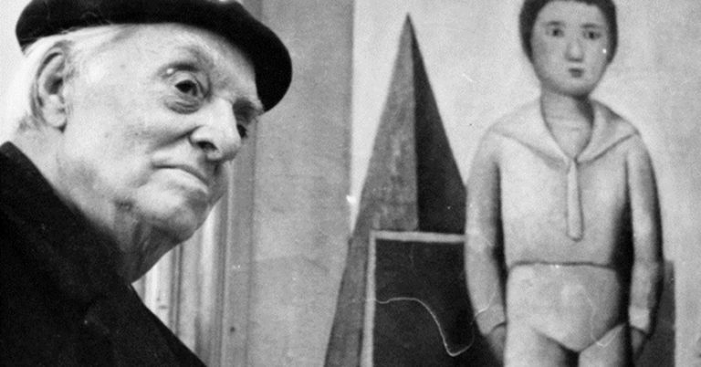 Carlo Carrà- Life, paintings, contribution, death- Easy explanation | artandcrafter.com Futurism
