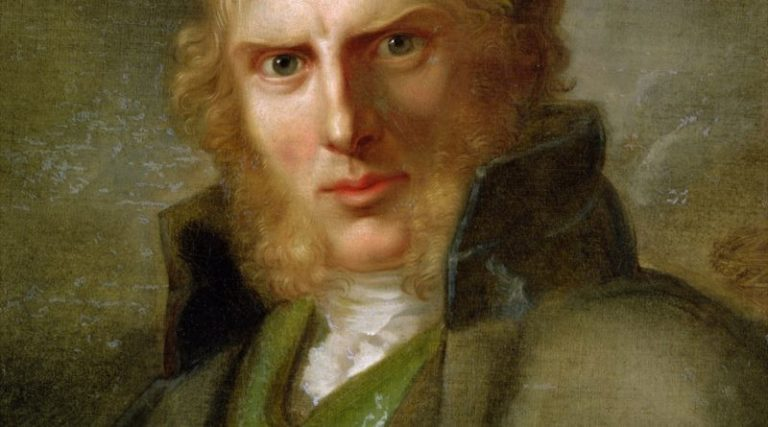 Caspar David Friedrich- Short notes | Know everything in seconds-artandcrafter.com Romanticism