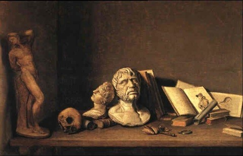 David Bailly- Life, paintings, contribution, death- Easy explanation | artandcrafter.com Vanitas
