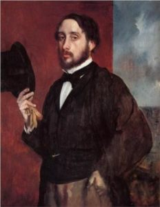 Edgar Degas- Short notes | Know everything in seconds-artandcrafter.com Impressionism