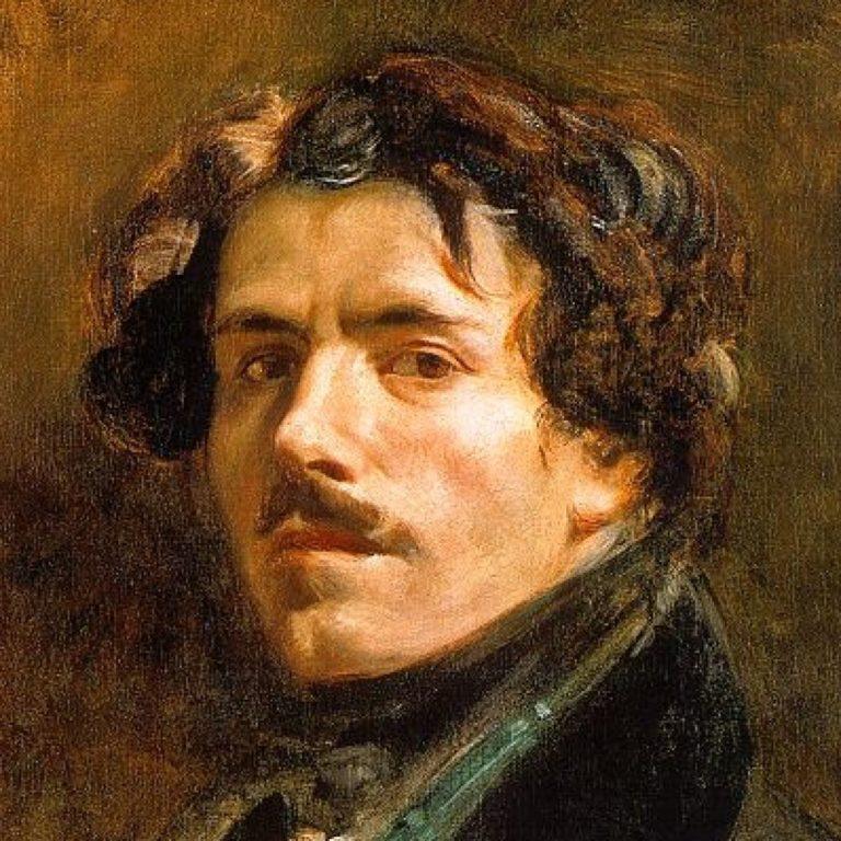 Eugène Delacroix- Biography | short notes | Top artworks – artandcrafter.com Romanticism