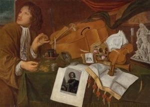 Evert Collier- Short notes | Know everything in seconds-artandcrafter.com Vanitas