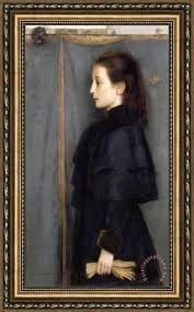 Fernand Khnopff- Life, paintings, contribution, death- Easy explanation | artandcrafter.com Symbolism