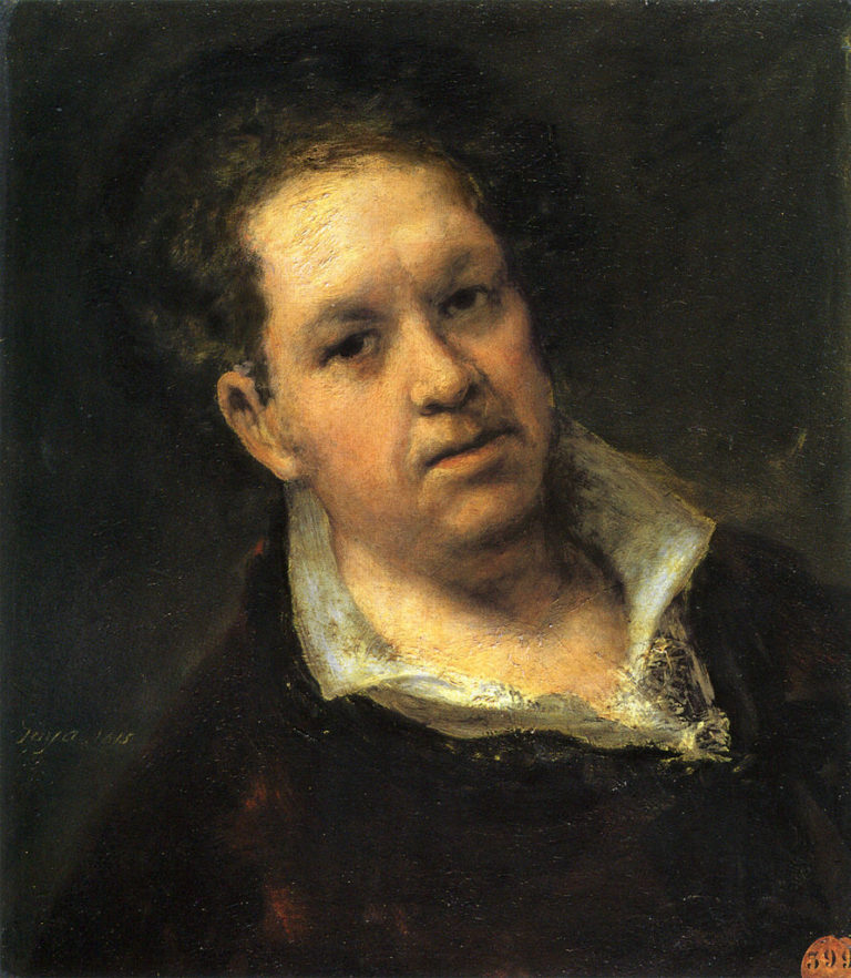 Francisco Goya- Facts, Overview, complete life- At glance | artandcrafter.com Romanticism