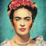 Frida Kahlo- Short notes | Know everything in seconds-artandcrafter.com Surrealism