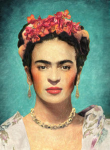 Frida Kahlo- Short notes | Know everything in seconds-artandcrafter.com Magic realism