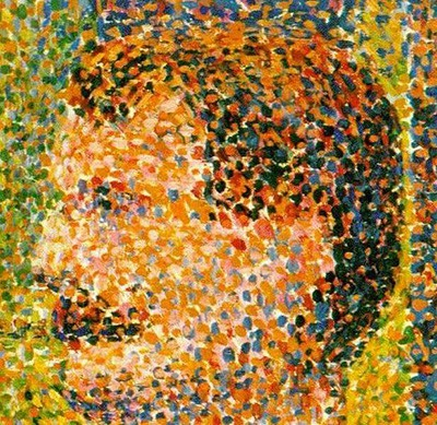 Georges Seurat- Facts, Overview, complete life- At glance | artandcrafter.com Pointillism