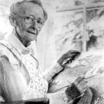 Grandma Moses- Biography | short notes | Top artworks – artandcrafter.com Folk art