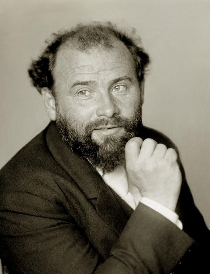 Gustav Klimt- Facts, Overview, complete life- At glance | artandcrafter.com Symbolism