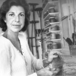 Helen Frankenthaler- Life, paintings, contribution, death- Easy explanation | artandcrafter.com Abstract art