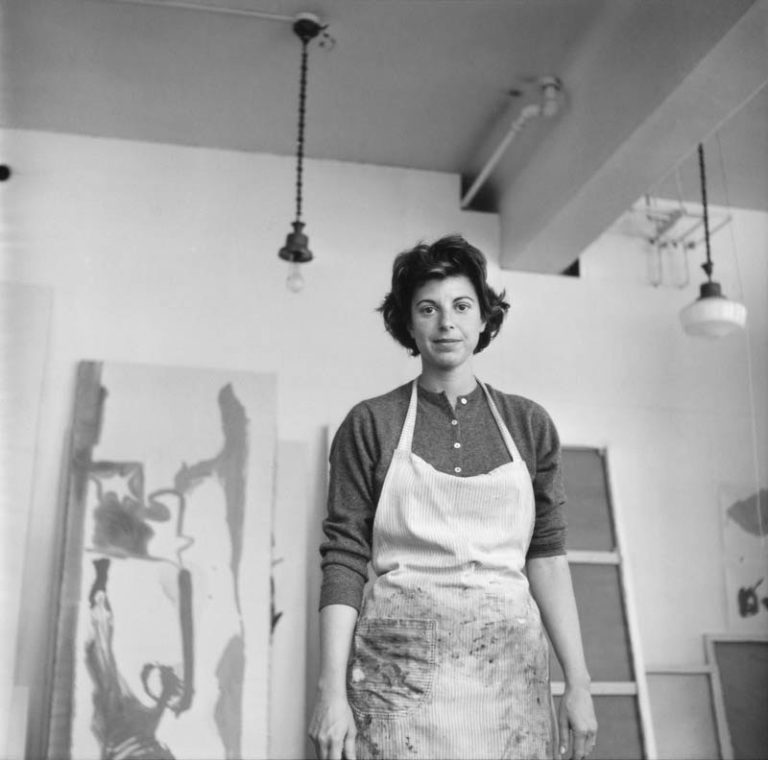 Helen Frankenthaler- Short notes | Know everything in seconds-artandcrafter.com Abstract art
