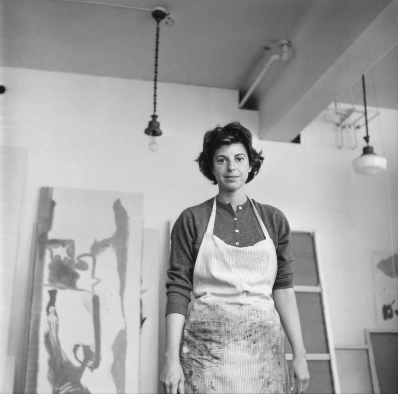 Helen Frankenthaler- Short notes | Know everything in seconds-artandcrafter.com Abstract art