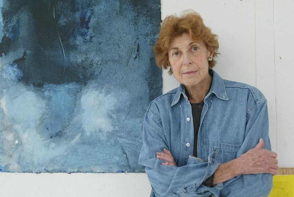 Helen Frankenthaler- Facts, Overview, complete life- At glance | artandcrafter.com Abstract art