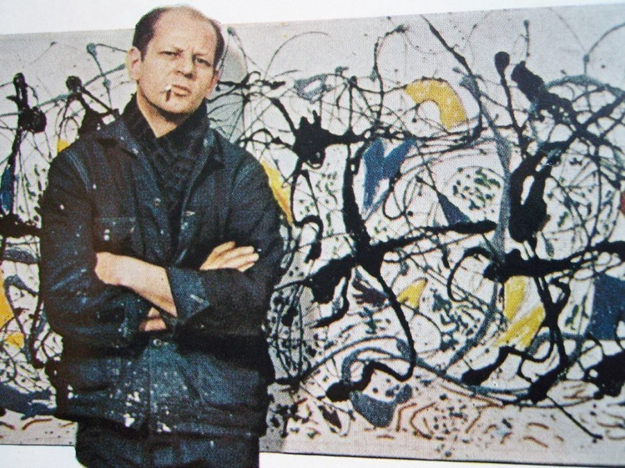 Jackson Pollock- Life, paintings, contribution, death- Easy explanation | artandcrafter.com Abstract art