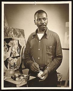 Jacob Lawrence- Biography | short notes | Top artworks – artandcrafter.com Harlem renaissance