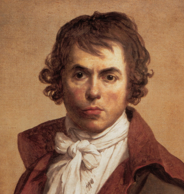 Jacques-Louis David- Short notes | Know everything in seconds-artandcrafter.com Neoclassicism