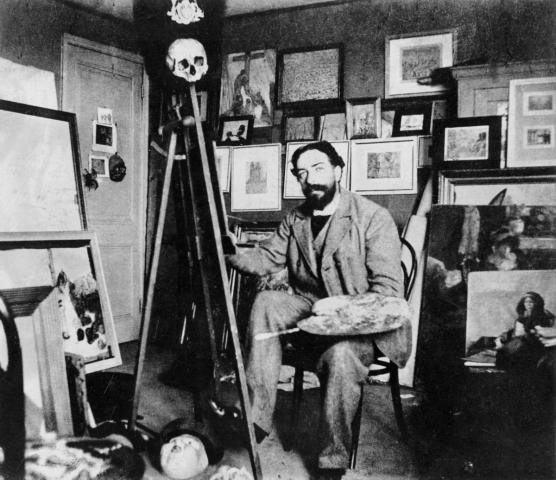 James Ensor- Life, paintings, contribution, death- Easy explanation | artandcrafter.com Symbolism