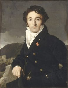 Jean Auguste Dominique Ingres- Short notes | Know everything in seconds-artandcrafter.com Neoclassicism
