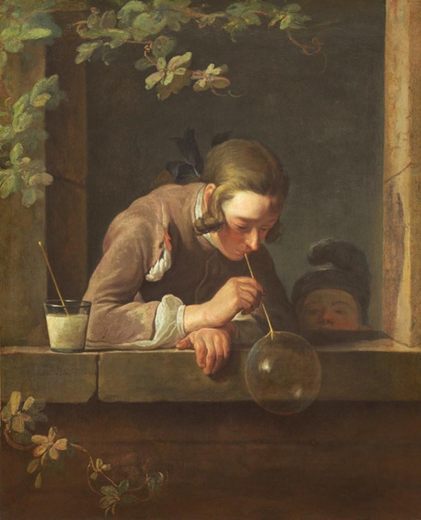 Jean-Baptiste-Siméon Chardin- Life, paintings, contribution, death- Easy explanation | artandcrafter.com Rococo